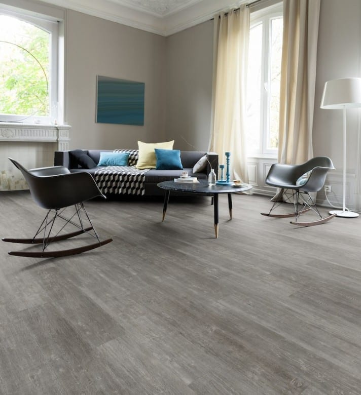 Baya Brown - Gerflor Virtuo Clic Vinyl Planke zum Klicken
