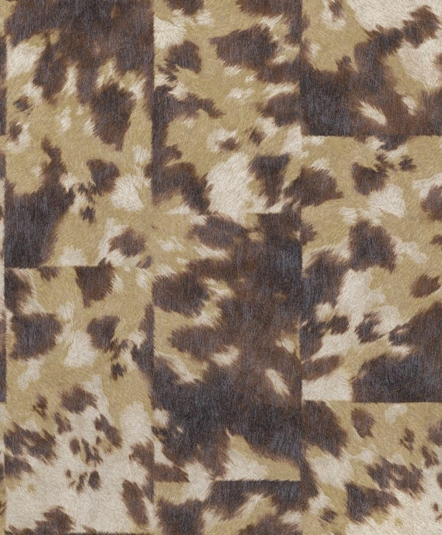 Tierfell Natur - Rasch Vlies - Tapete Tierprint