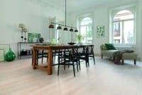 Vorschau: Prestige Eiche Sand weiß Tarkett Atelier - Parkett Landhausdiele geölt