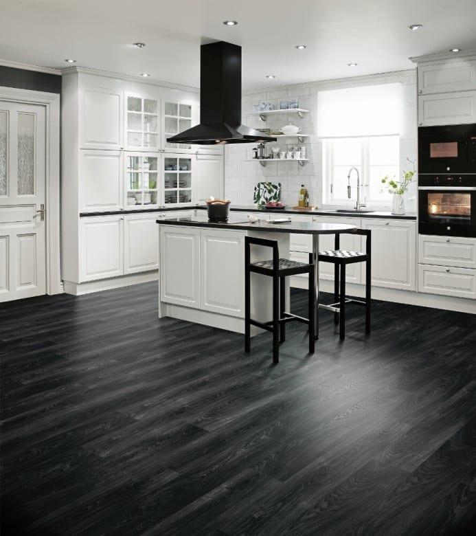 eiche schwarz woodstock tarkett laminat tarkett woodstock. Black Bedroom Furniture Sets. Home Design Ideas