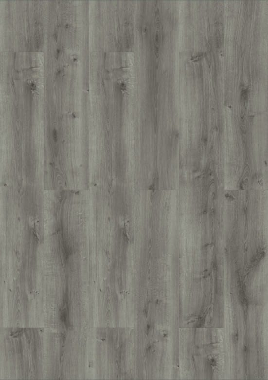 Rustic Oak Medium Grey - Tarkett Easium Vinyl Laminat