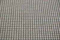 Vorschau: Bentzon Capri Duo Grau-Weiß 211108 - gewebter Teppichboden