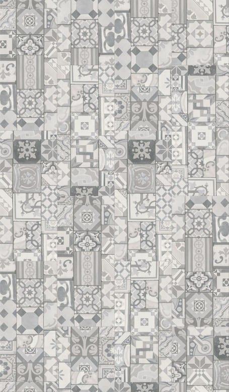 Ornamentic grey Mineralstruktur - Parador Klick Vinyl Trendtime 5.50