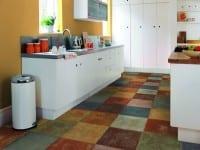 Vorschau: Tarkett Essentials (Design) 260 Latina Multicolor - PVC - Belag Tarkett Essentials (Design) VC