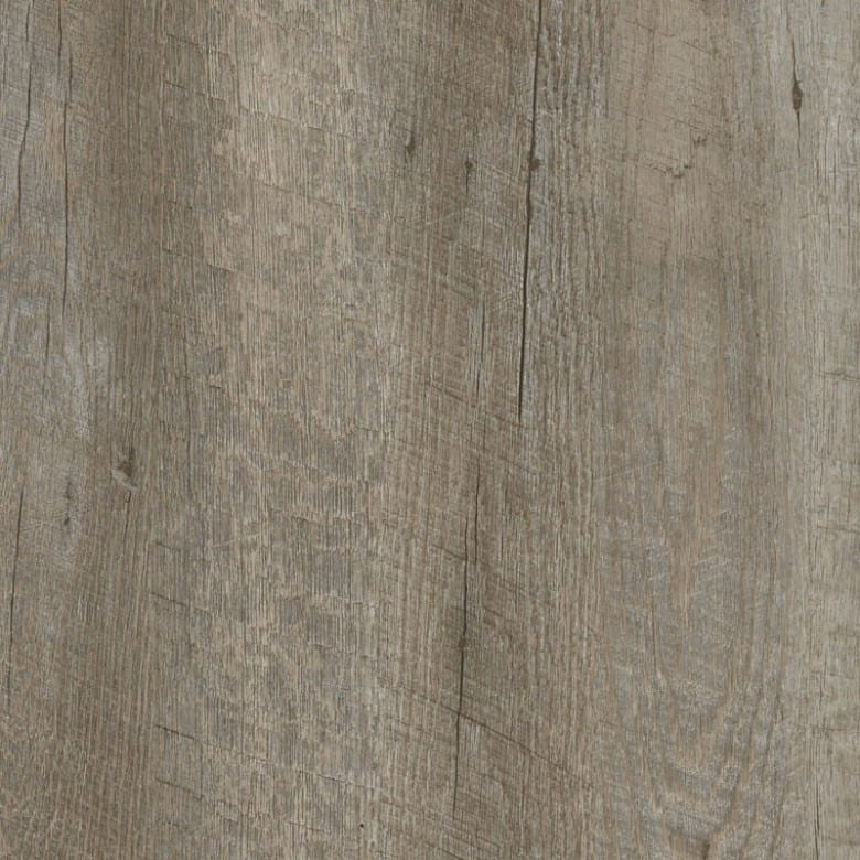 Smoked Oak Light Grey - Tarkett Starfloor Click 30 PVC Planken