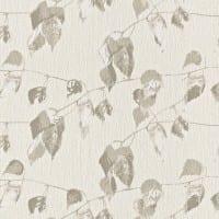 Vorschau: Blätter Creme - Rasch Vlies-Tapete Floral