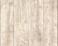 Vorschau: Creme Rustikal Holzoptik- A.S. Creation Vlies -Tapete