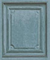 Vorschau: Holzoptik Blau - Rasch Vlies-Tapete Fototapete