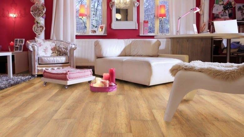 Calistoga Nature - Wineo Purline 1000 Wood Klick Design-Planke