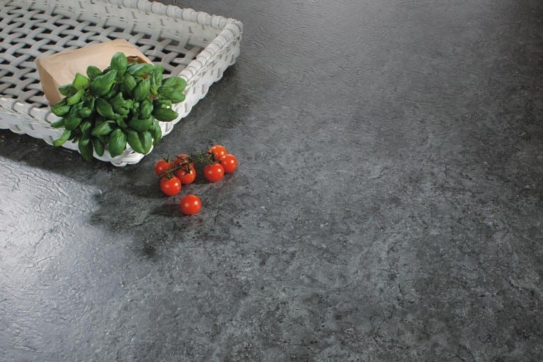 schiefer anthrazit ziro vinylan hydro vinylboden steinoptik. Black Bedroom Furniture Sets. Home Design Ideas