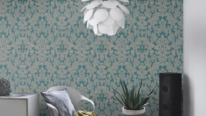 Miraculous Tapete In Gold Bei Room Up Kaufen Interior Design Ideas Tzicisoteloinfo