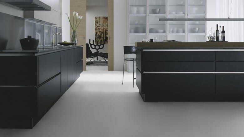 Silver matt - Wineo 550 Laminat