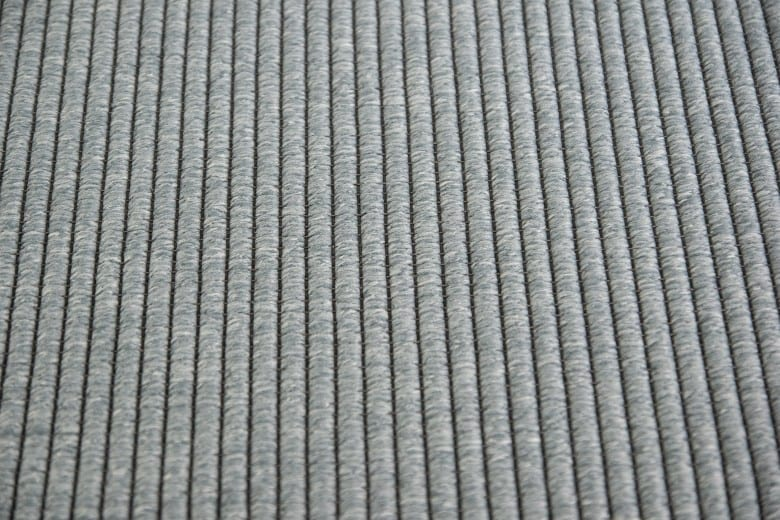 Bentzon Capri Duo Grau 210008 - gewebter Teppichboden
